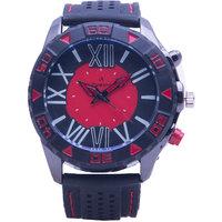Aveiro Red Dial Analog Watch For Men - 85131286