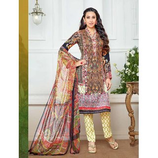 Fabliva Buy Exclusive Latest Heavy Designer Multi Straight Suits