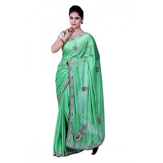 Ellegent Exports Heavy Work Jacquard Saree