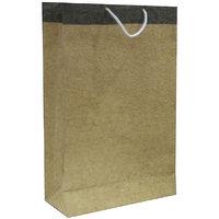 Handmade Paper Shopping Bag - Pack Of 5 Pcs