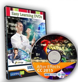 Learn Adobe After Effects CC 2015 Video Training Tutorial DVD