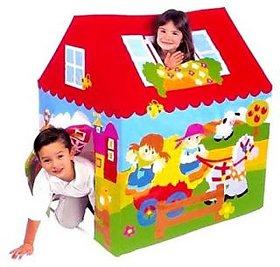 Intex Fun  Play Cottage Kids Tent