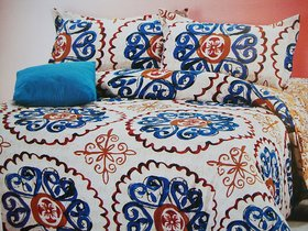 Aa Aspir Cotton Double Bedsheet At Low Prices