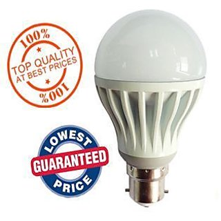 Led Bulb 3 Watt Pack Of 7 (s4d3wt7)