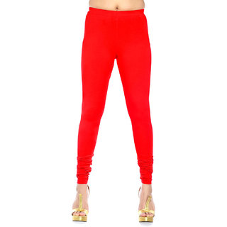 Exclusive Red Colour Leggings