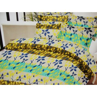 Aa Cap Cotton Double Bedsheet At Low Rates