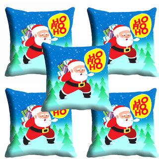 meSleep Santa Christmas Cushion Cover 16x16