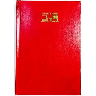 love4ride 2016 Diary Red