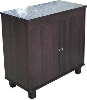 EROS Kitchen Cabinet with Waterproof Ceramic Top