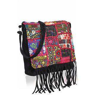 Saffron Craft  Traditional Rajasthani bag