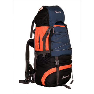 Attache 50-60 L Polyester Orange Rucksack