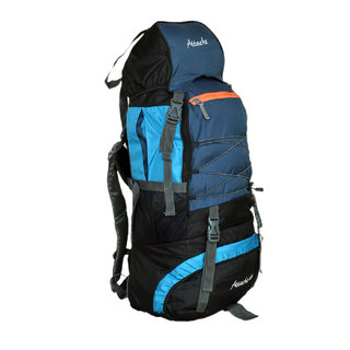 Attache 50-60 L Polyester Blue Rucksack