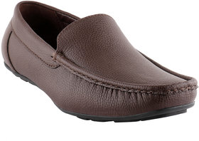 Smart Wood Stylish Casual Shoes 2121  BROWN