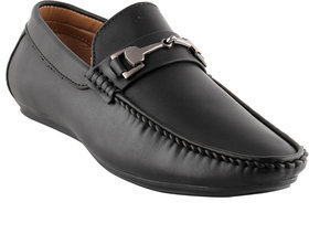 Smart Wood Stylish Casual Shoes 3501 BLK