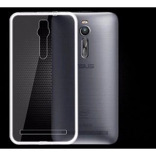 Ssdn Transparent Back Cover for Asus Zenfone 2