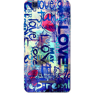 Cell First Designer Back Cover For Micromax Yu Yureka-Multi Color sncf3d-Yureka-202