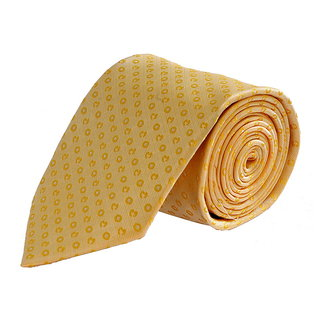 Go For Gold Yellow Tie