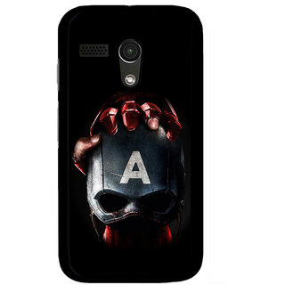 Instyler Digital Printed Back Cover For Moto G MOTOGDS-10119