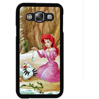 Instyler Digital Printed Back Cover For Samsung Galaxy E7 SGE7DS-10130