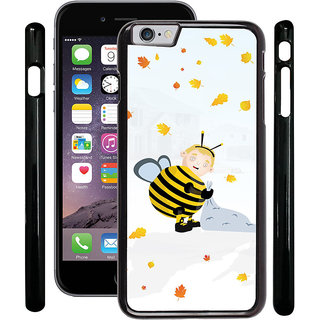 Instyler Digital Printed Back Cover For Apple I Phone 6S IP6SDS-10117