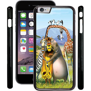 Instyler Digital Printed Back Cover For Apple I Phone 6 Plus IP6PLUSDS-10150