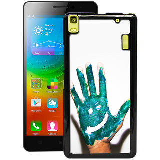Instyler Digital Printed Back Cover For Lenovo A7000 LENA7000DS-10125
