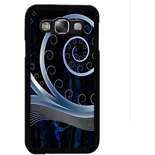 Instyler Digital Printed Back Cover For Samsung Galaxy E5 SGE5DS-10100