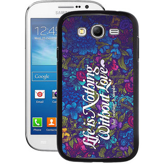 Instyler Digital Printed Back Cover For Samsung Galaxy A3 SGA3DS-10110