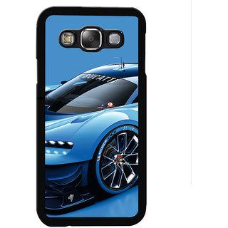 Instyler Digital Printed Back Cover For Samsung Galaxy J5 SGJ5DS-10090