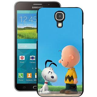 Instyler Digital Printed Back Cover For Samsung Galaxy Mega 2 SGM2DS-10156