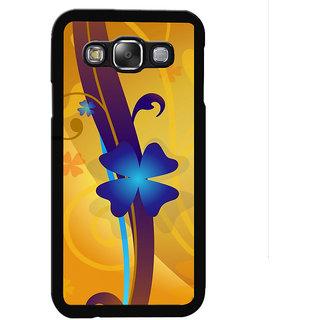 Instyler Digital Printed Back Cover For Samsung Galaxy J5 SGJ5DS-10101