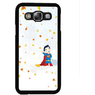 Instyler Digital Printed Back Cover For Samsung Galaxy A5 SGA5DS-10116