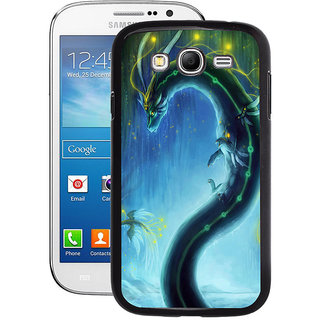 Instyler Digital Printed Back Cover For Samsung Galaxy Grand 2 SGG2DS-10094