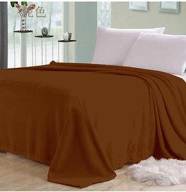 k decor set of 2 double bed blanket(kd-003)