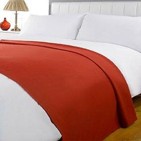 k decor set of 2 double bed blanket(kd-005)