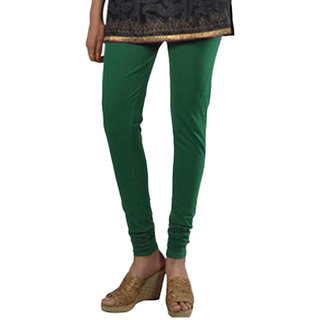 Fantastic Green Colour Leggings
