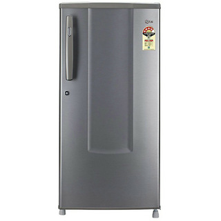 LG GL B1950GSP 185 Litres Single Door Firect Cool Refrigerator