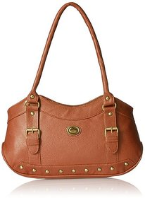 Meridian Womens Handbag (Brown)