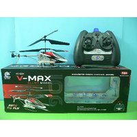 V-max 3ch Alloy Remote Control Helicopter