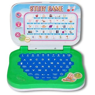 Play And Study Kids Mini Laptop