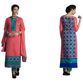 Aayesha Dress & Saree Collection Women's Dress Materials