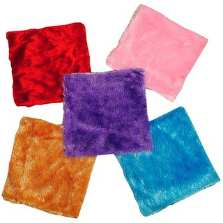 Pack Of 5 Furr Multi Cushion Covers