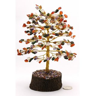 Fengshui Crystal tree - original multicolour, energized