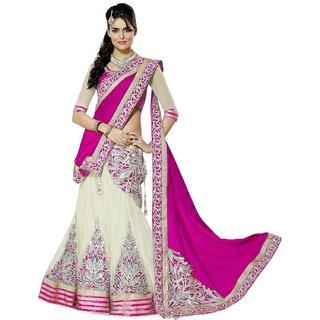 Sukuma Exclusive Designer Lehenga Maharani Pink Lehenga