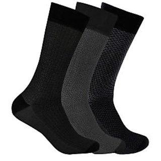 Supersox Mens Pack Of 3 Mercerized Cotton Socks (MMCD0089)