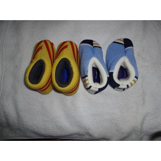Woollen Shoes for Kids (2 Pairs) (KS1805)