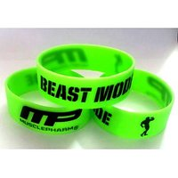 Beast Mode MusclePharm WRIST BANDS
