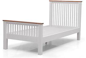 THENON SINGLE BED(white)Furnishwood00124990