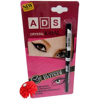 ADS Crystal Kajal Good Choice GARA- Black