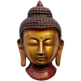 Handemade Brass Lord Buddha